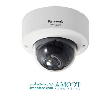 دوربین  دام تحت شبکه پاناسونیک WV-X2251L