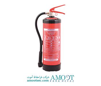 خاموش کننده آتش نشانی