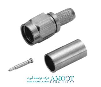 ولوسیتی Coaxial Connectors / V-7801