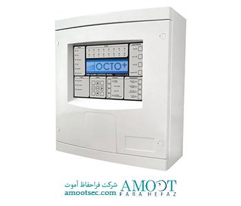 کنترل پنل آدرس پذیر گلوبال فایر – سری اوکتو (OCTO)
